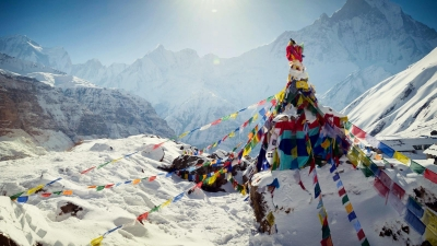 7 Days Everest Package: Just a glimpse, Namche (Standard)